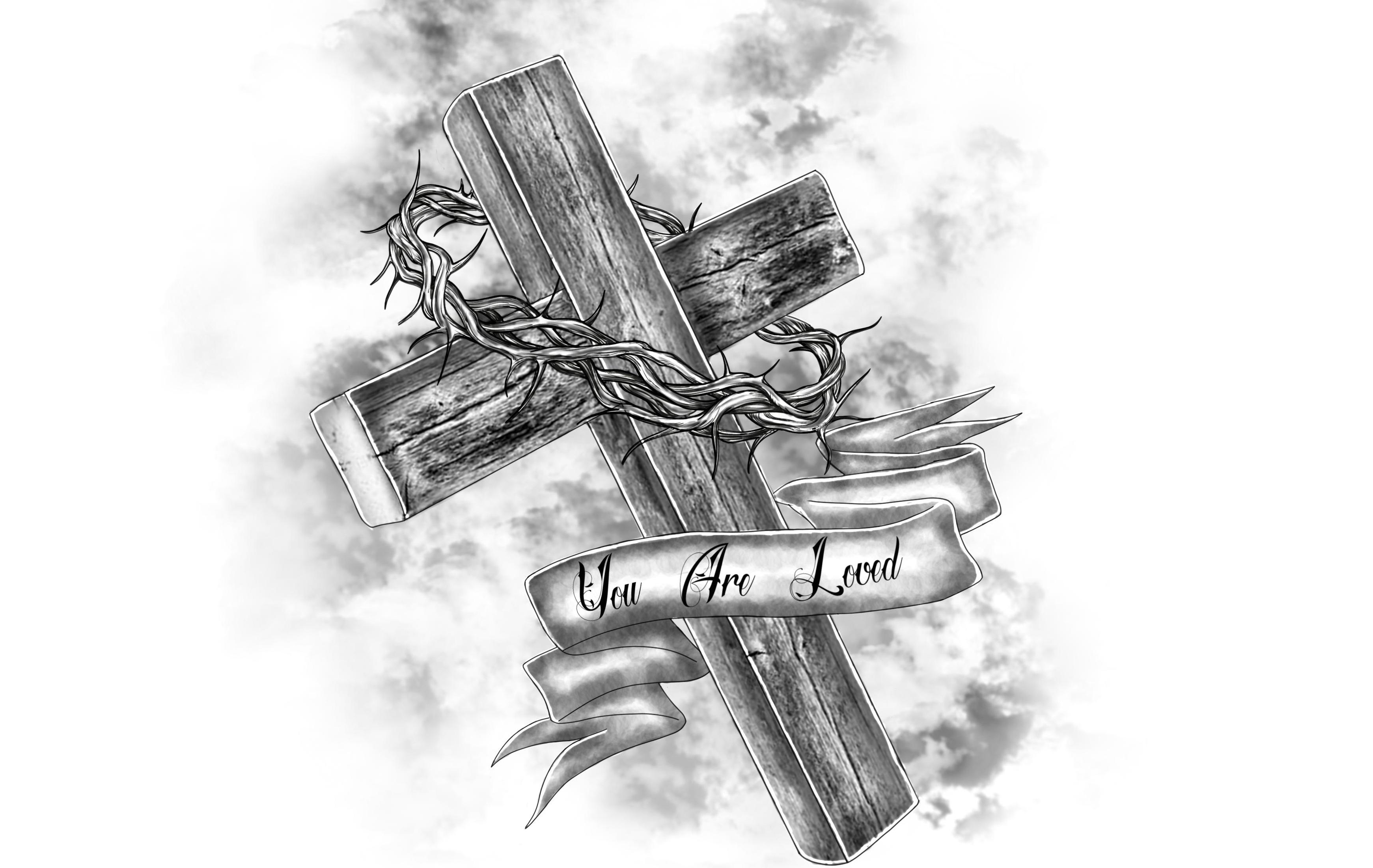 Cross Tattoo Meanings Custom Tattoo Design Just because you have a cross tattoo, it doesn't mean you're a religious freak. cross tattoo meanings custom tattoo