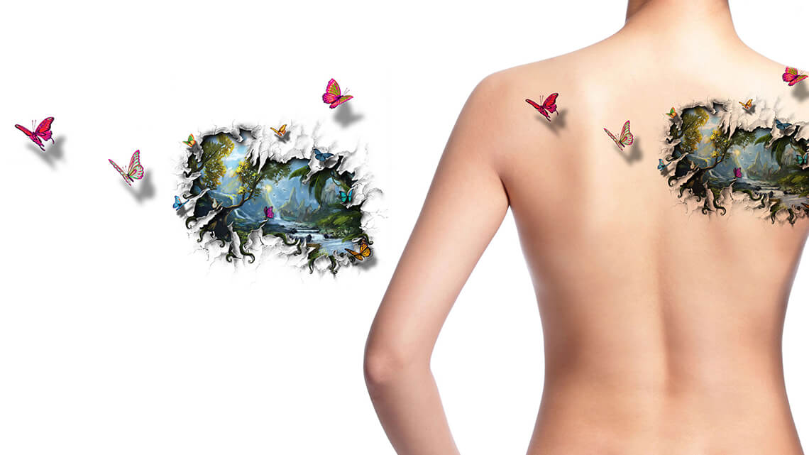 A paradigm of natural beauty, the butterfly is a long-standing symbol that represents faith, transformation, and freedom. Traditionally, the butterfly has also been closely connected to femininity and...