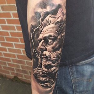 For hundreds of years, Greek mythology has inspired art, from literature to paintings. Lately, Greek gods have become popular tattoo designs. These gods tell the story of the human condition, represen...
