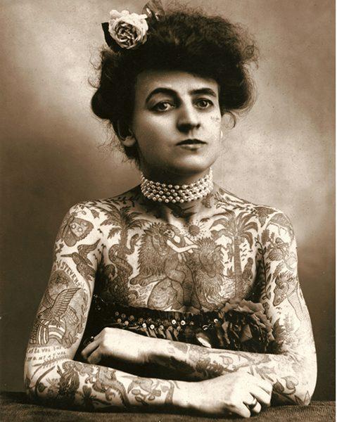 Maud Wagner Portrait