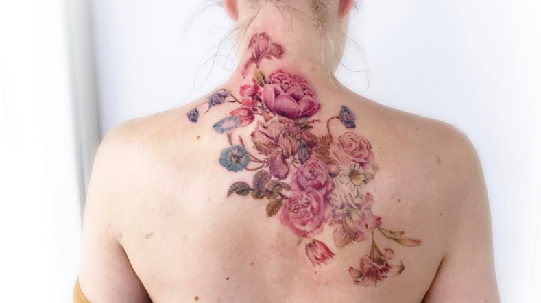 Delicate and colourful, flowers have long been important symbols of natural beauty and life. In fact, they're undoubtedly some of the most prominent tattoo designs in history. The meanings behind flow...