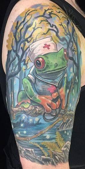 Jeff's Final Tattoo Design