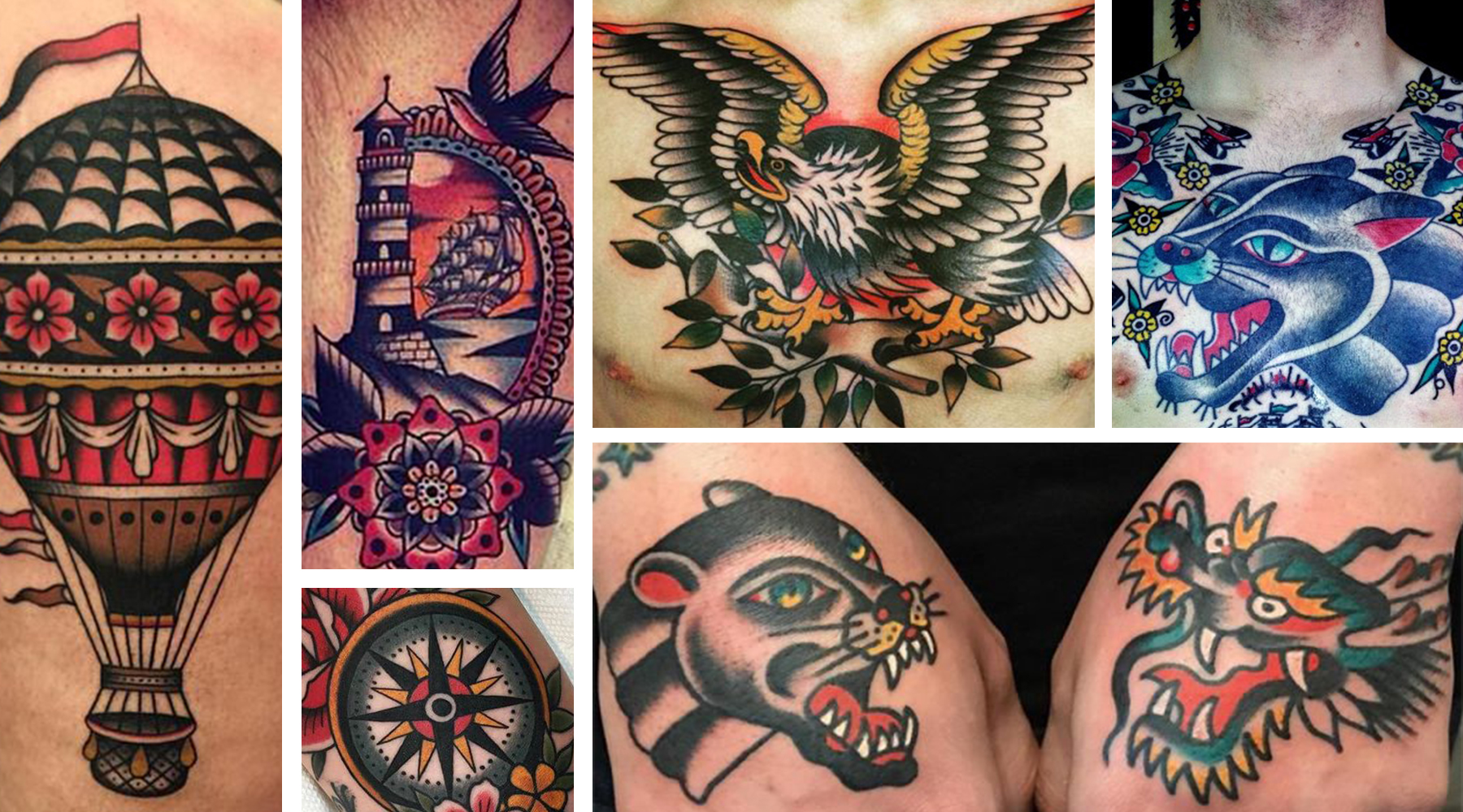 American Traditional ink makes up some of the most widely requested and recognizable tattoos out there. This particular tattoo style has been prominent for almost a century, and every tattoo style we ...