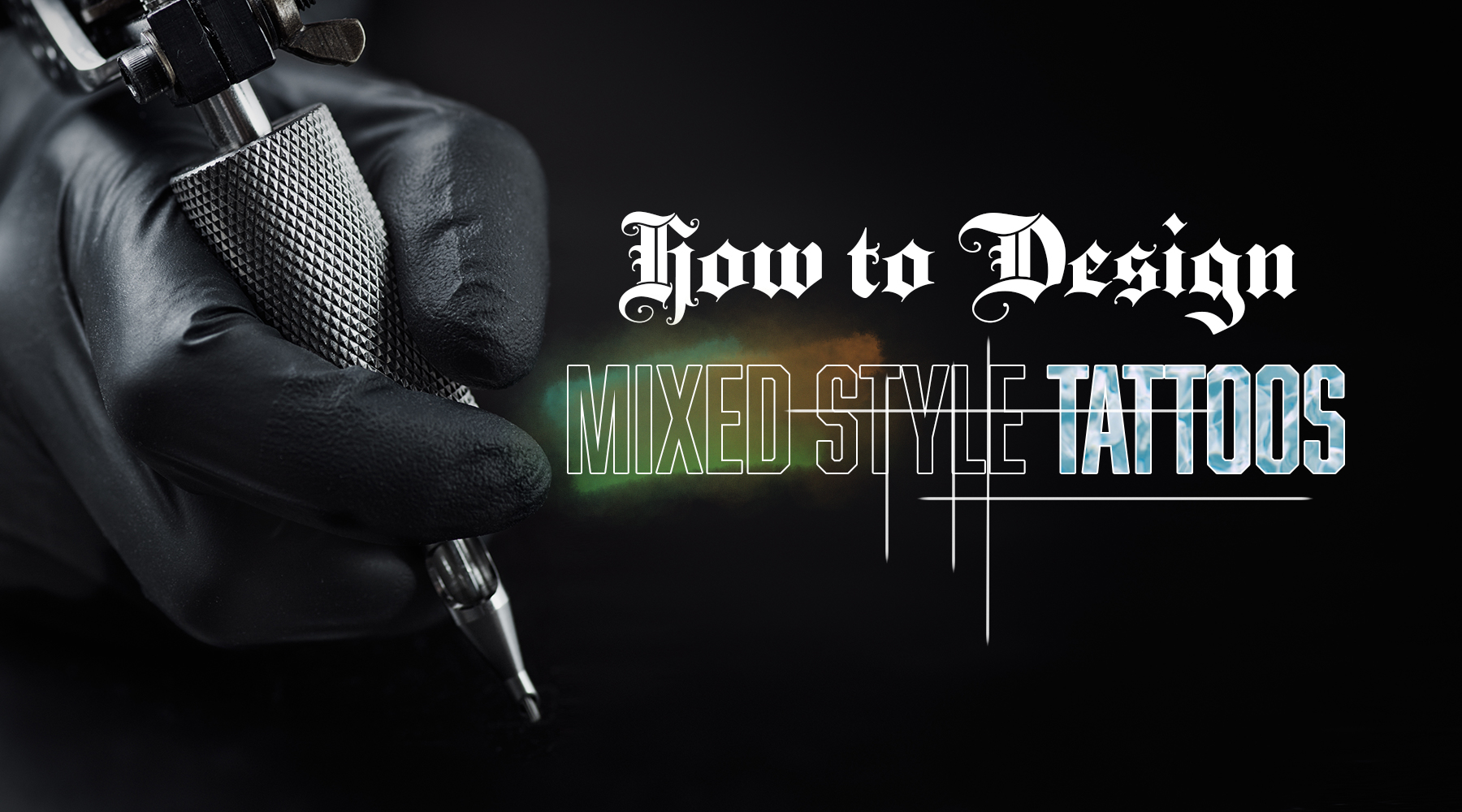 Having trouble deciding on just one tattoo style? You don't have to choose just one! Using mixed style techniques, you can have a tattoo that includes classic elements from each style you like! We loo...
