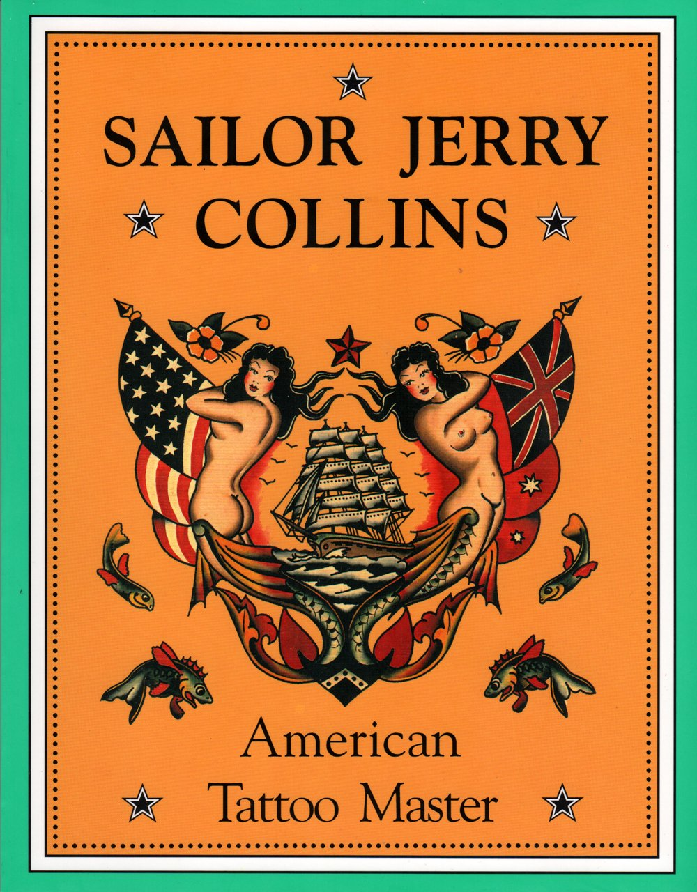 Sailor Jerry Collins Book Cover