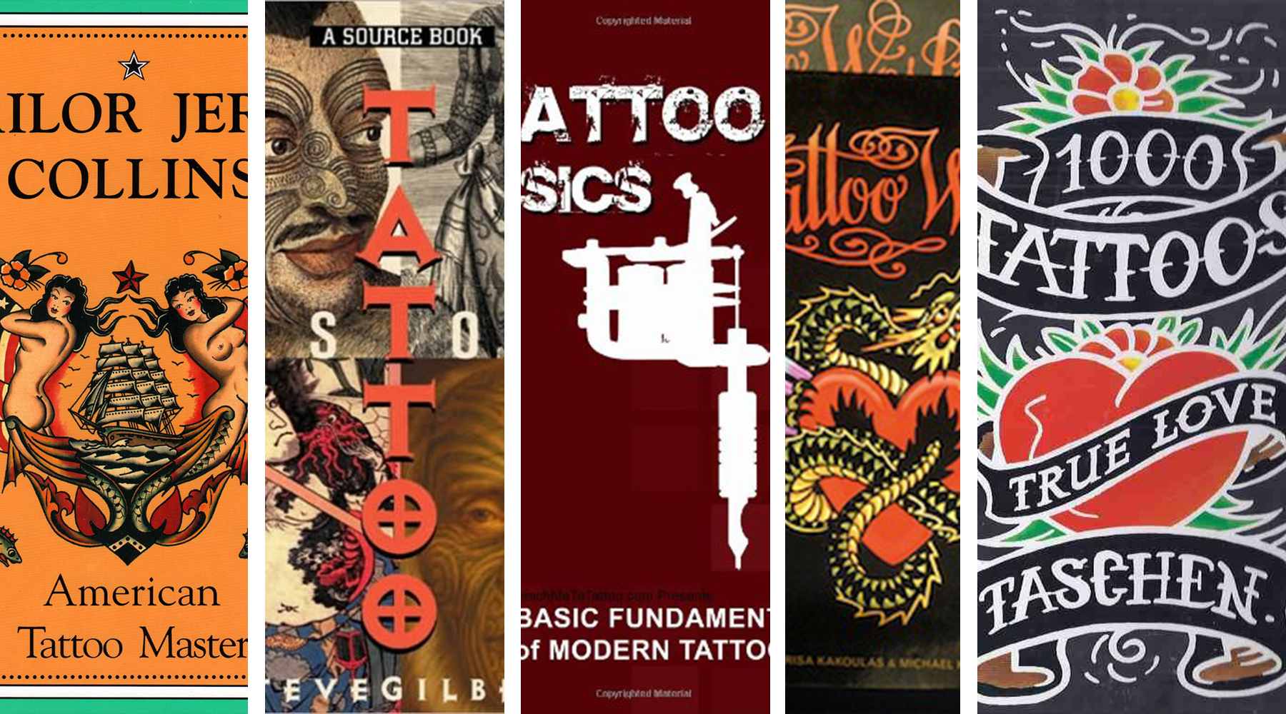 Looking to spruce up your knowledge of the tattoo game? Whether you want to find out about the history behind tattoos, get an-indepth look at certain tattoo styles, get some inspiration for your next ...
