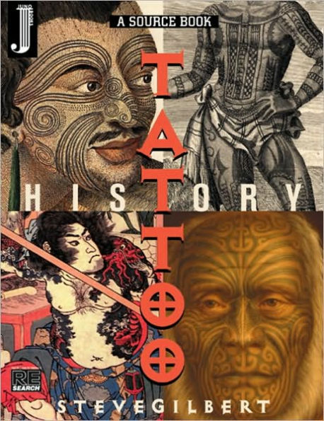 Tattoo History Cover