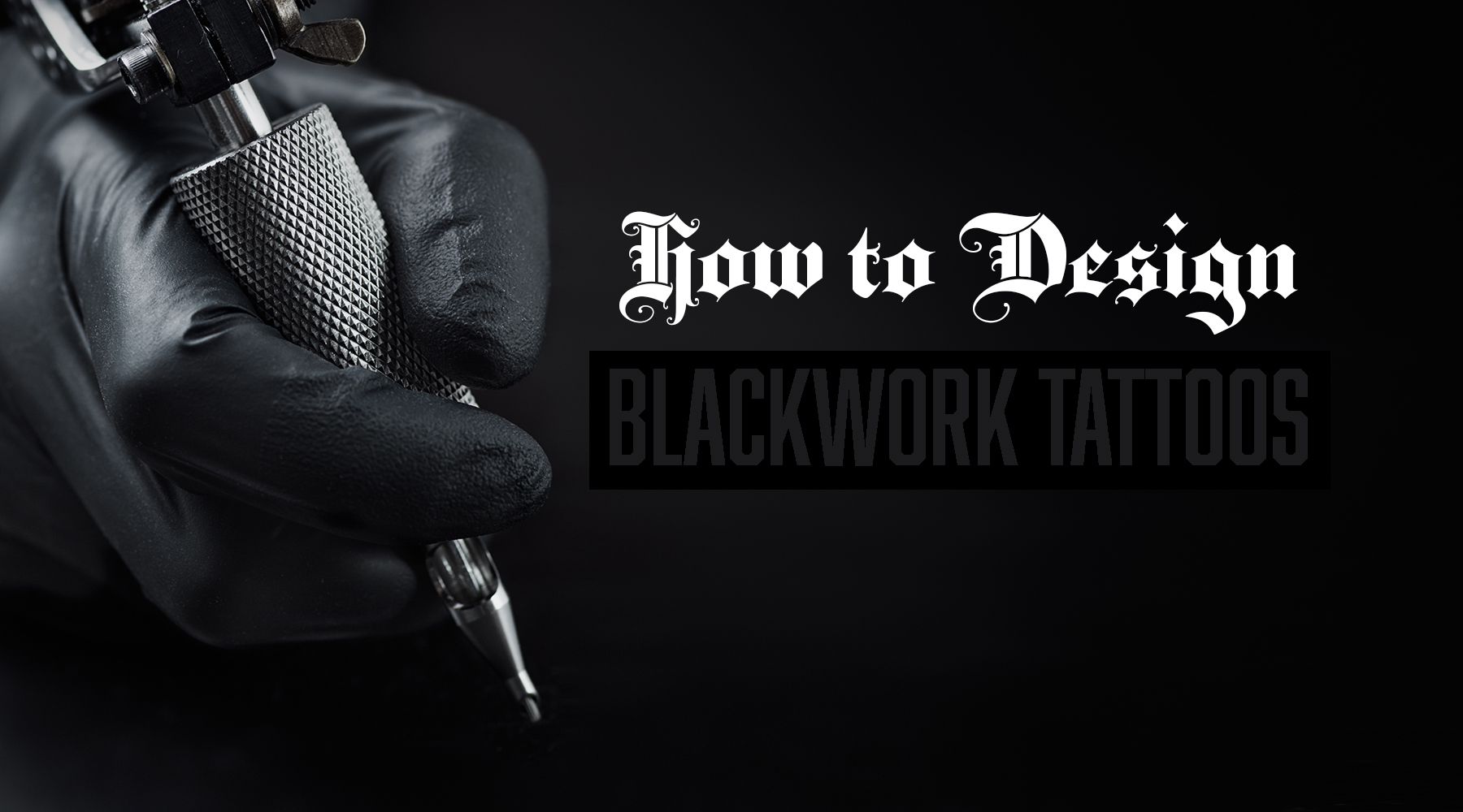 You're looking for a badass, no frills tattoo that will hold well and send a bold message – you might just be on the hunt for a blackwork tattoo. Blackwork is a general term for tattoos that use only ...