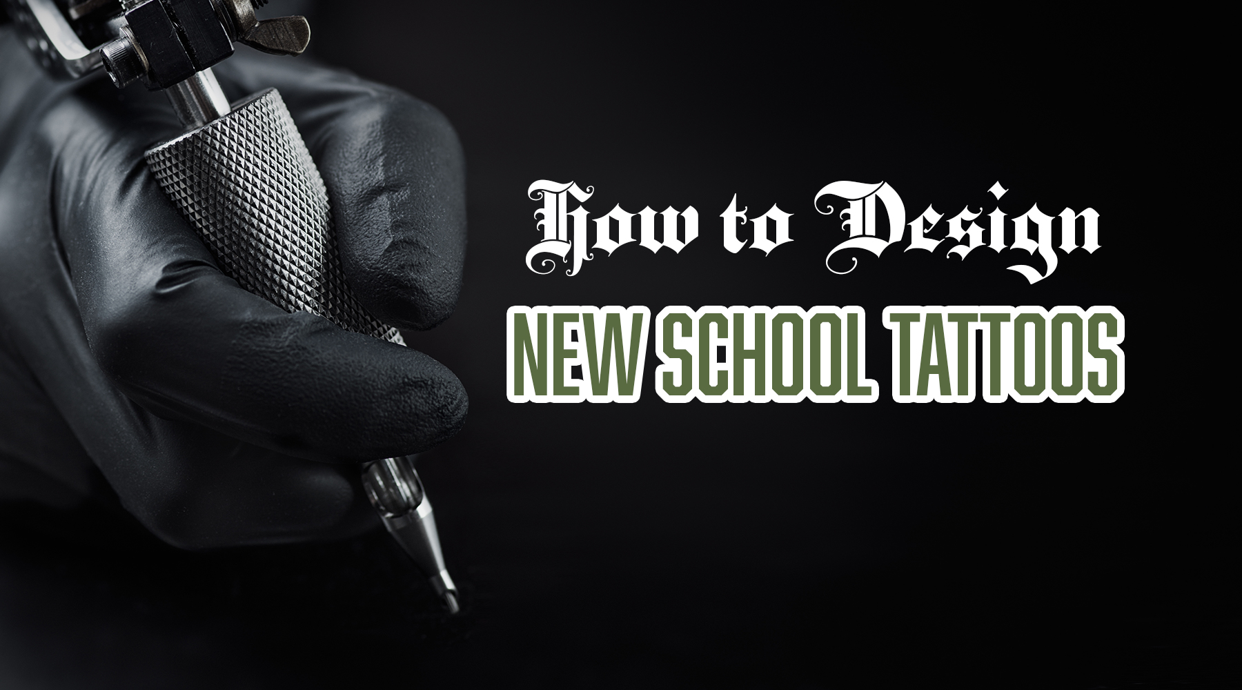 You want a tattoo that looks like an acid trip on your skin, but what do you call that as a tattoo style? You, my friend, are talking about a New School tattoo. Not every tattoo designed in this style...