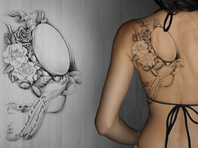 Tattoo design pricing custom tattoo design for Tattoo prices by size