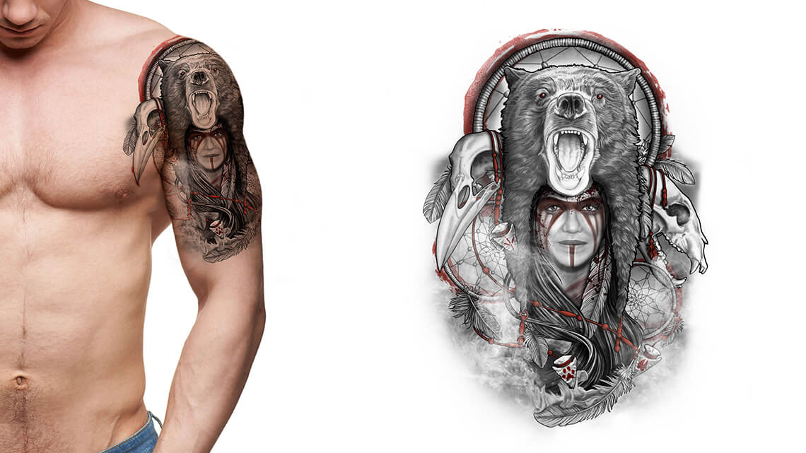 Tattoo Designs Their Meanings Learn With Custom Tattoo Design