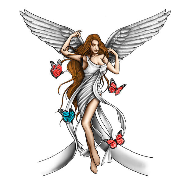 Fairy Tattoos Designs Ideas And Meaning: Tattoo Designs Artwork & Video Gallery