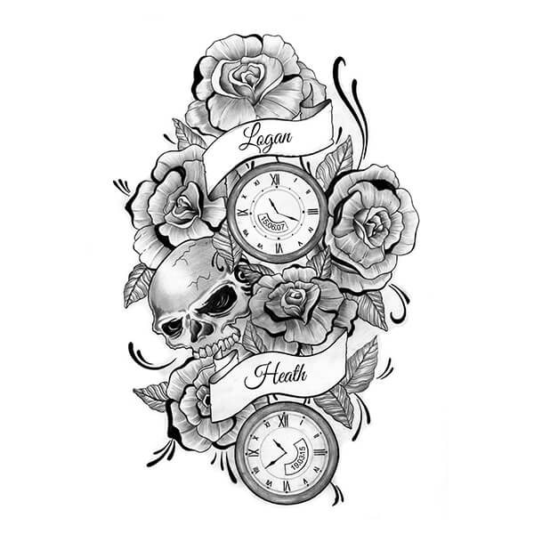 Tattoo Design Artwork & Video Gallery
