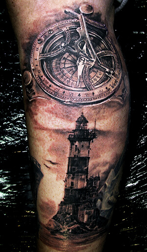 Meaning Of Clock Tattoo: Clock Tattoo Meanings