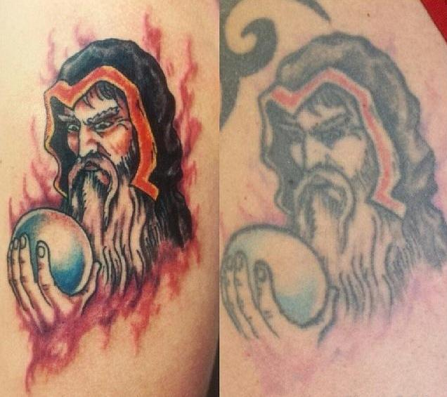 Protecting Your Tattoo From the Sun | Custom Tattoo Design