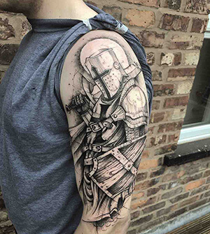Excalibur Tattoo