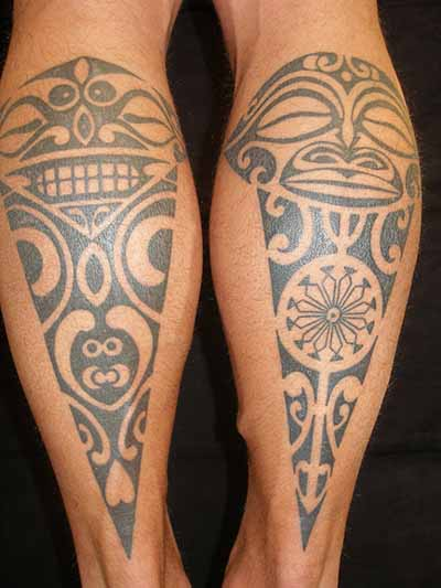 9dbb68882fe70 Below, we've put together a Polynesian tattoo dictionary, spelling out the  meaning behind each of these bold tattoo designs.