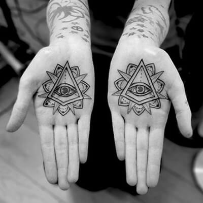 1a68205ea4559 7 Badass Hand Tattoo Ideas | Custom Tattoo Design