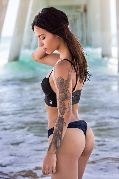 Tattoo water safety protect your new ink custom tattoo for How to protect a new tattoo when swimming