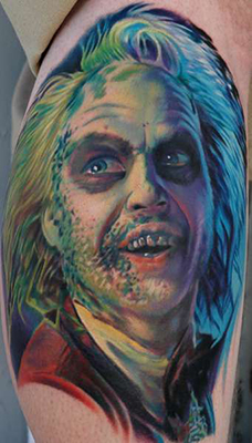 Ultimate List Of Halloween Tattoos Custom Tattoo Design