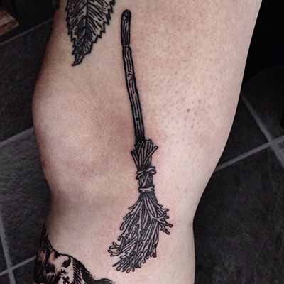 Spellbinding: Witchy Tattoos & What They Mean | Custom Tattoo Design