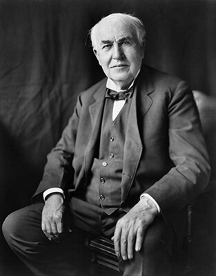 Thomas Edison, Inventor of the Tattoo Machine