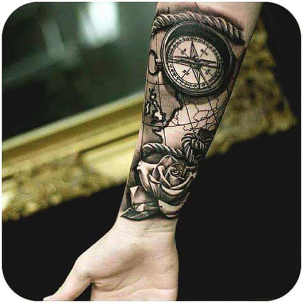 best tattoo on forearm images styles ideas 2018. Black Bedroom Furniture Sets. Home Design Ideas