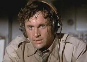 Sweating Scene from Airplane!