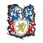 Family Crest Tattoo Drawing