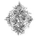 Tattoo Designs of Flowers